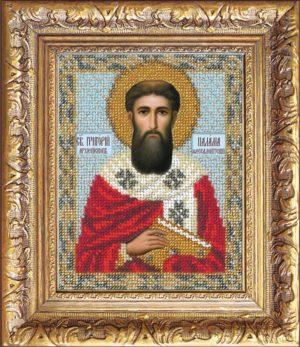 """Набор для вышивки бисером """"Святой Григорий"""""""