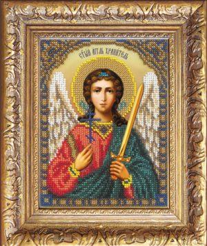 """Набор для вышивки бисером """"Святой Ангел Хранитель"""""""