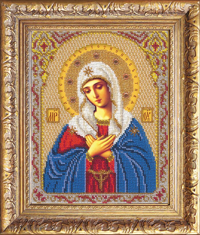 """Набор для вышивки бисером """"Богородица Умиление"""""""