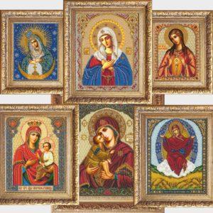 Образы Пресвятой Богородицы